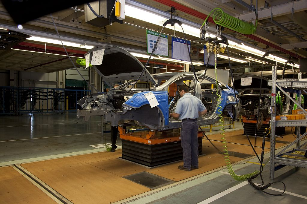 U.S. Manufacturing Grows In July